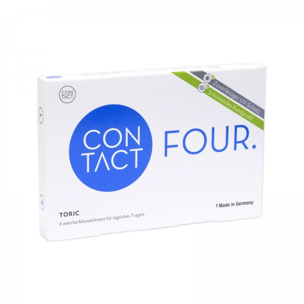 Contact Four toric