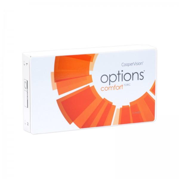 Options Comfort+ toric