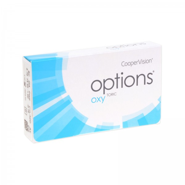 Options Oxy toric