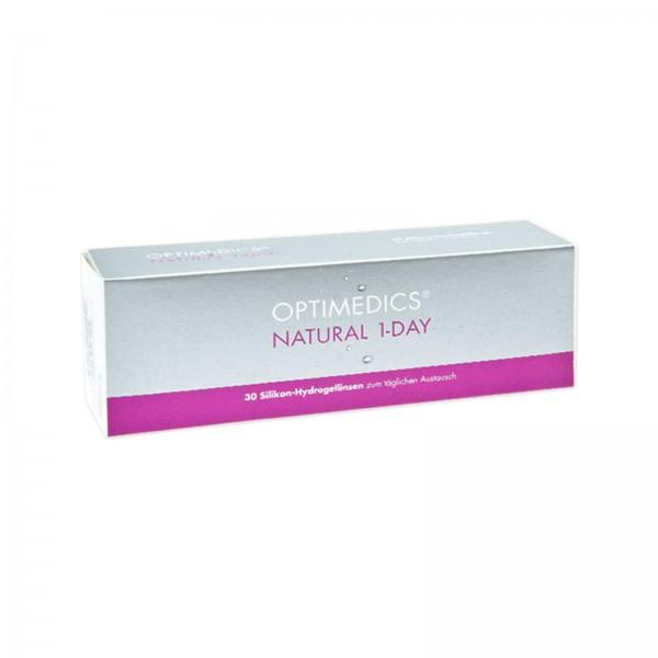 Optimedics Natural 1-Day