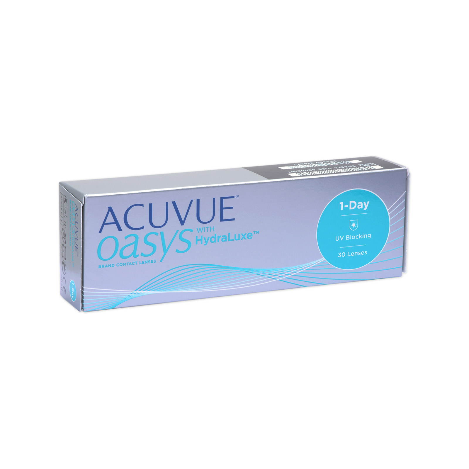 Acuvue Oasys 1 Day With Hydraluxe Johnson Softlens 2 Kontaktlinsen
