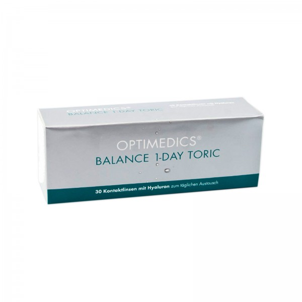 Optimedics Balance 1-Day toric