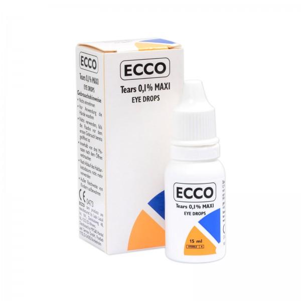 ECCO tears 0,1% Maxi